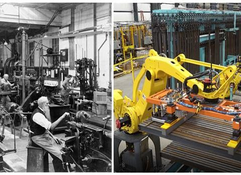 old world vs new world manufacturing